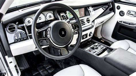 rolls royce ghost red interior rolls royce ghost series ii review autoevolution