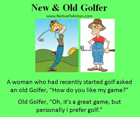 golf jokes quotations
