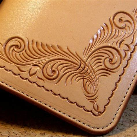 Carving Leather 235 best images about leather tooling on