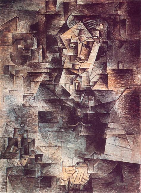 the establishment of cubism design in context