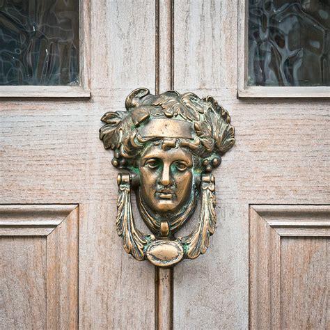 Vintage Door Knocker by Antique Door Knocker By Tom Gowanlock
