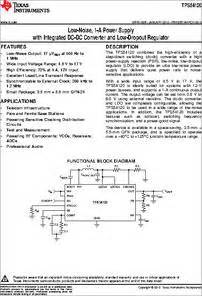 layout guidelines for ldo tps54120 datasheet the tps54120 combines the high