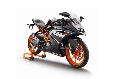 Ktm Rc 125 Launch Date In India Ktm Rc 125 And Ktm Rc 200 Pictures Leaked Before Launch