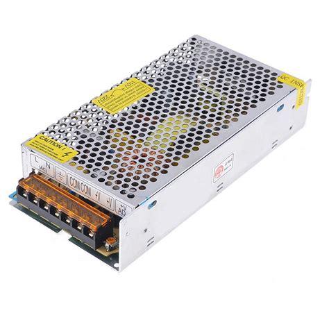 alimentatore 12v 10a alimentatore trasformatore stabilizzato ac 110 220v dc 12v