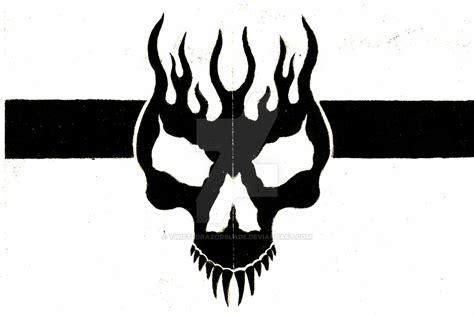 skull banner by twistedrazorblade on deviantart