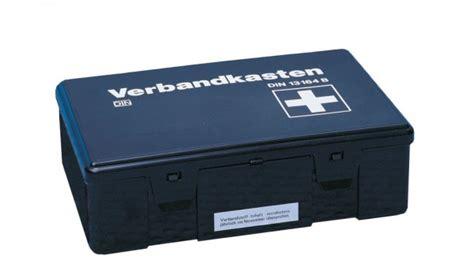 Verbandskasten Auto Din 13164 by Auto Verbandskasten Kfz Nach Din 13164 Erste Hilfe