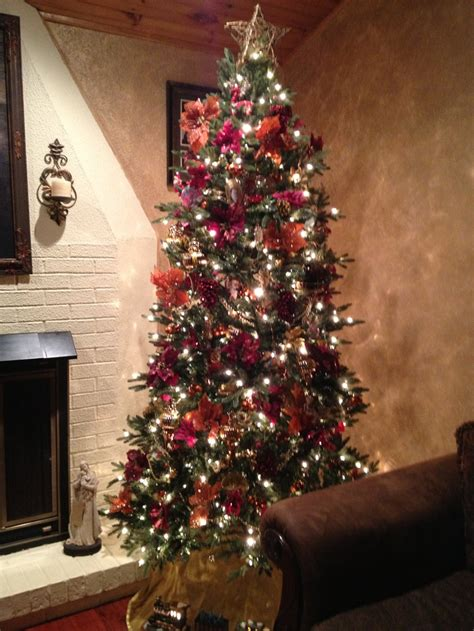 tuscan christmas tree tuscan holiday decor ideas