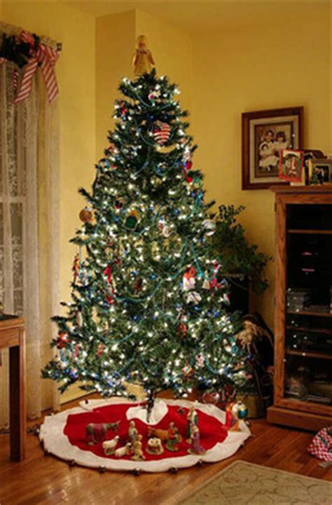 Hiasan Pohon Natal Quilt 4 contoh pohon natal unik dengan hiasan menarik belajar