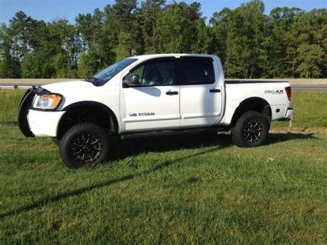 custom lifted nissan awesome nissan titan with suspension lift kit wheels