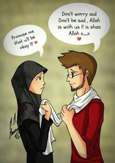 film anime sedih dan romantis gambar kartun islami muslim dan muslimah romantis katakan id
