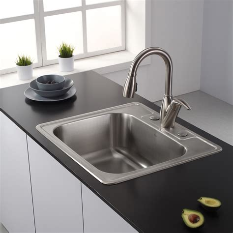 Kitchen Black Undermount Kitchen Sink Contemporary Kitchen Sinks