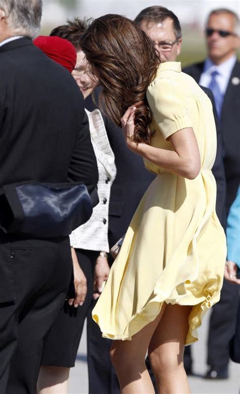 kate middleton yellow dress  wind equals