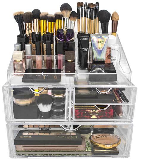 Makeup Organizer acrylic cosmetics makeup and jewelry storage x large