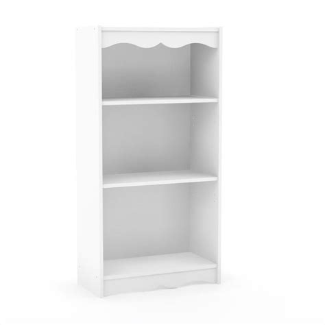 ebay white bookcase features