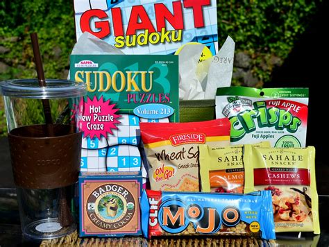 sudoku get well gift basket free shipping from caregifting