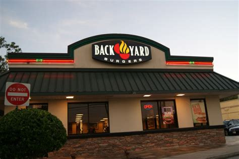 backyard burgers backyard burger orlando most underrated burger of all