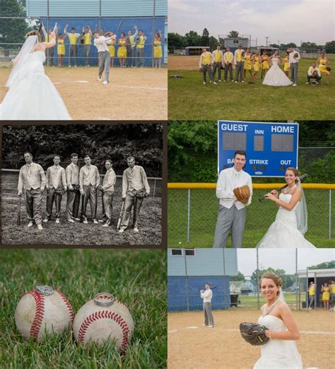baseball themed pictures baseball themed wedding pictures picture ideas wedding
