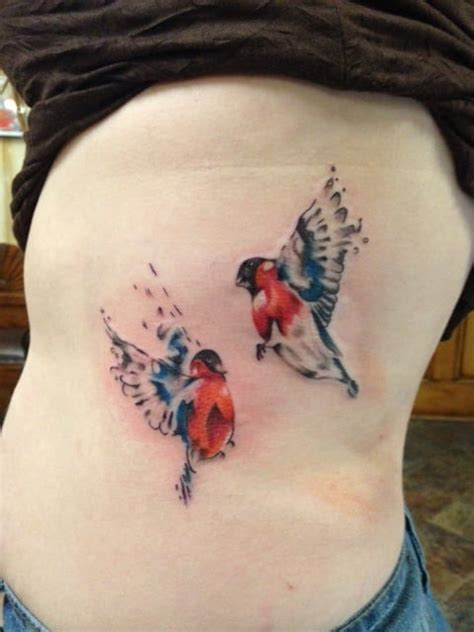 watercolor tattoo yelp watercolour birds by aaron yelp
