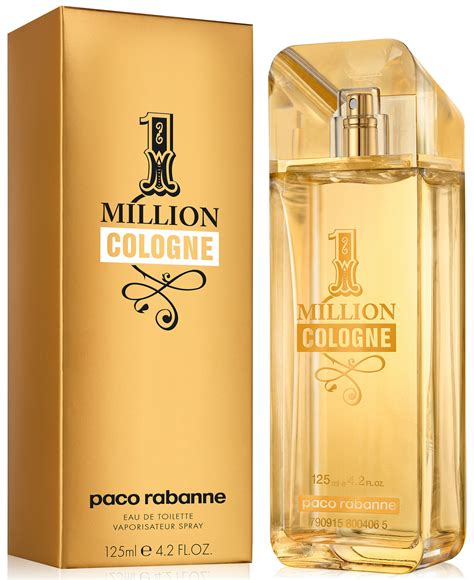 Parfum Kw1 1 Million Paco Rabanne 1 million by paco rabanne cologne perfume paco