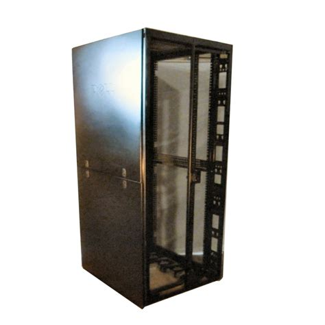 Dell Server Rack Shelf by Dell 4220w Server Rack 42u Cabinet Poweredge Enclosure 4220 Racks Ebay