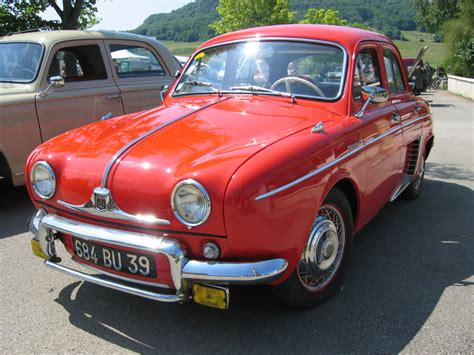 renault dauphine renault dauphine review and photos