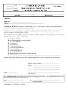 Florida Bench Warrant Search Best Photos Of Quash A Warrant Motion Quash Warrant