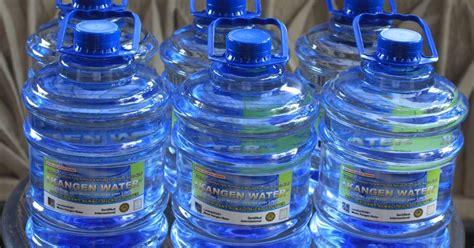 Kemasan Air Kangen Water air kangen kangen water jakarta produk air kangen