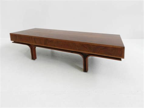 center bench center bench by gianfranco frattini for sale at 1stdibs