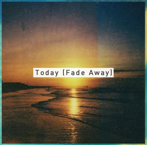 fade away listen to a new track from splashh quot today fade away