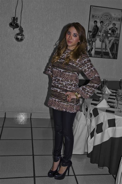 jana ring from micheal ebuzz new us top news photos eli rothz zara tweed top shasa faux leather leggings