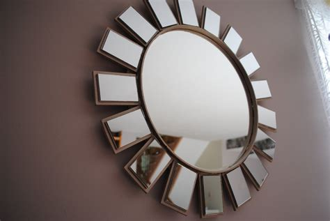 Go Mintal With A Mirror With The I Personality Mirror Mints From Asos by Remodelaholic Starburst Mirror Tutorial