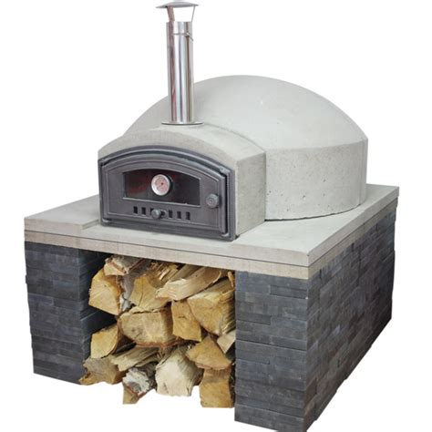 Chiminea Pizza Oven Attachment by Diy Wood Fired Pizza Oven Adelaide Diziwoods