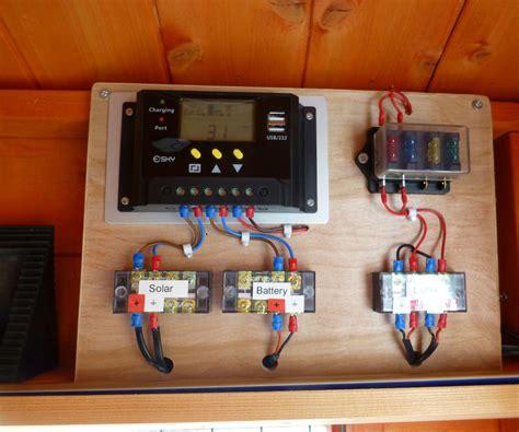 shed  solar lighting system