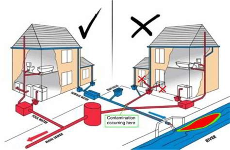 home drainage system diagram how to connect a washing machine or dishwasher properly