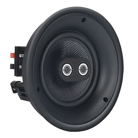 ace640tt 6 5 quot dual tweeter single stereo trimless ceiling