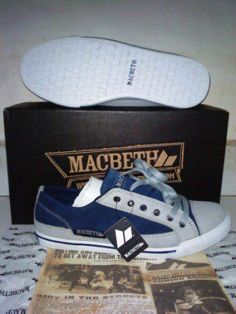 Harga Sepatu Macbeth Eliot Original change the world