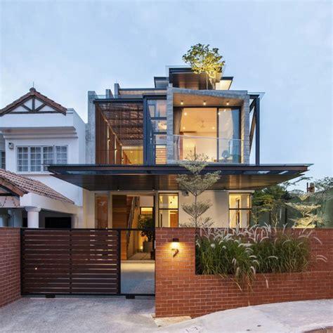 dise o de casas bonitas fachadas de casas modernas treinta y ocho dise 241 os