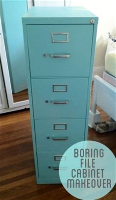 how to paint a metal file cabinet 1000 images about painted file cabinets on pinterest