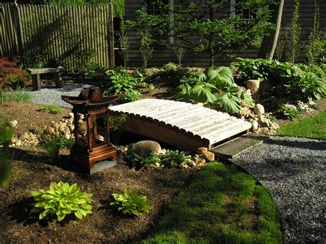 how to design an asian garden in 6 steps