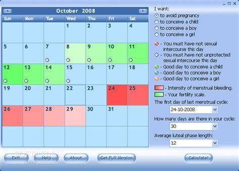 Calendar Days Calculator Ovulation Calculator