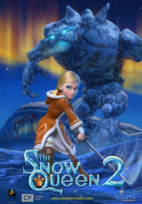 film snow queen la reina de las nieves el espejo encantado dvd s axxo