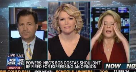 Megyn Kelly, Fox News Panel Battle Over Bob Costas' Gun