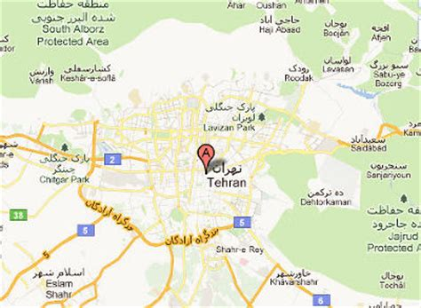middle east map tehran foto server by carnaval maps and guides tehran