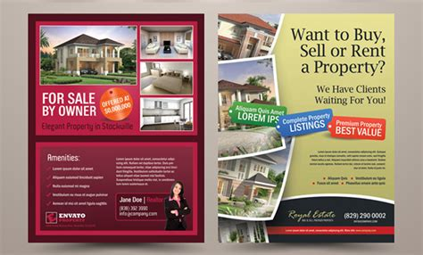 i want to buy a house to rent out 40 professional real estate flyer templates themekeeper com