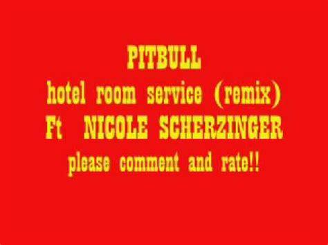 Hotel Room Service Lyrics by Scherzinger Whatever U Like Dj Grishin Mash Up Free