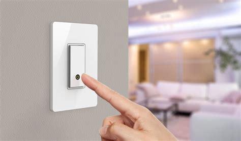 Wemo Wifi Light Switch Neat Shtuff Neat Shtuff Lights Switch On