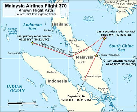 what is section 370 file mh370 flight path with english labels png