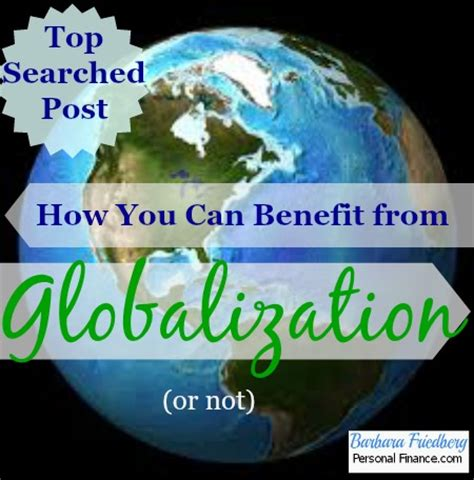 The Positive and Negative Impacts of Globalization