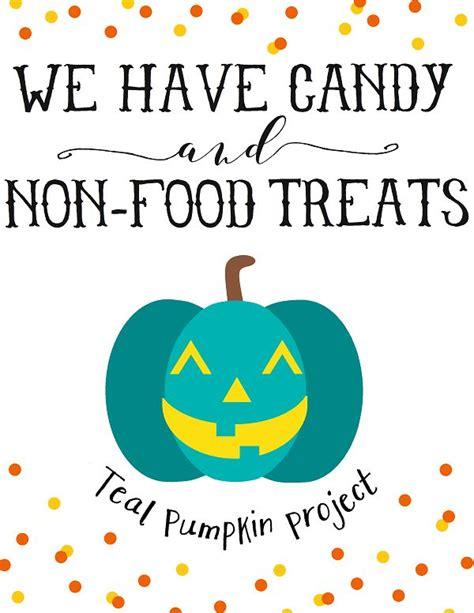 Teal Pumpkin Project Stickers best 25 teal pumpkin ideas on teal pumpkin