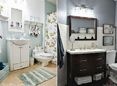 budget friendly bathroom remodel 12 budget friendly diy remodeling projects for your bathroom